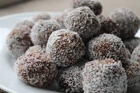 Choco Kokosballetjes