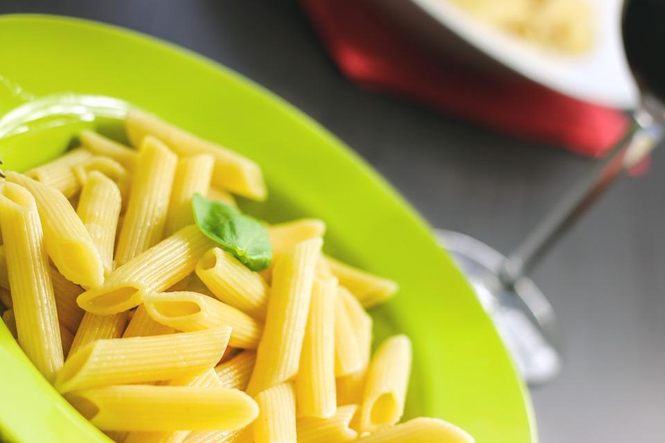 Vervanging voor brood, pasta en aardappels