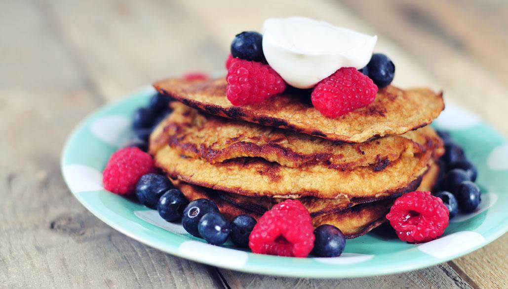 Recept: gezonde havermout pannenkoeken
