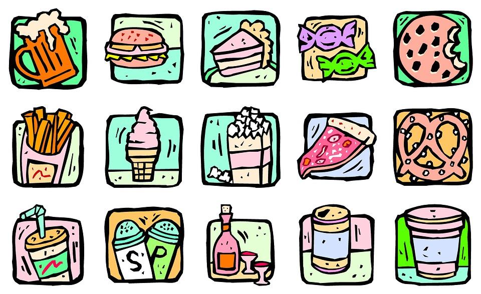 De invloed van slechte voeding op mee-eters