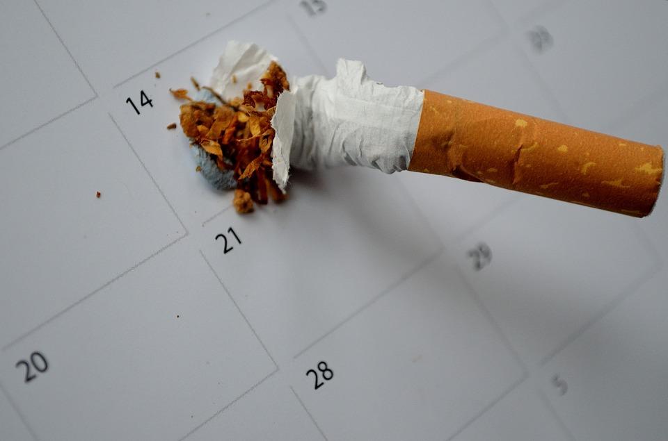 Voeding die helpt bij het stoppen met roken