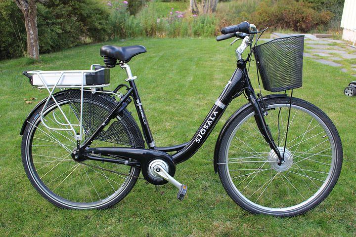 elektrische fiets afvallen