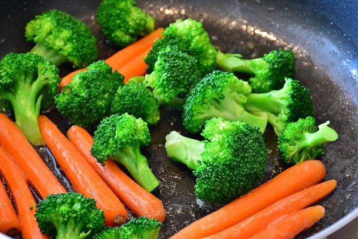 gezond eten groente