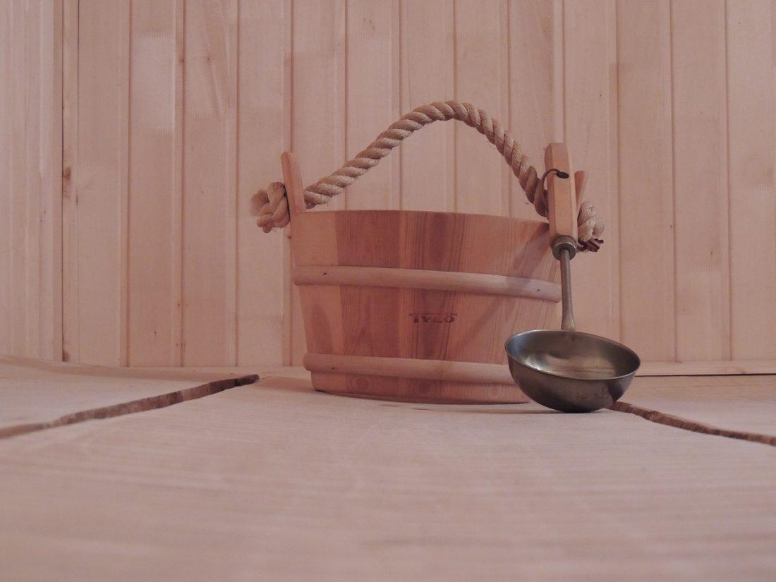 sauna gezond
