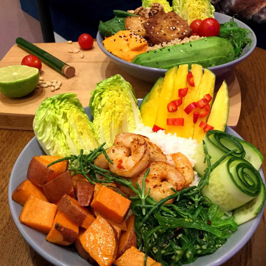 gezonde afhaalmaaltijden